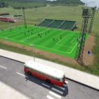 Fußballplatz Klippenfels