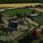 Windmühle, Erlebnisbauernhof bei Billerbeck