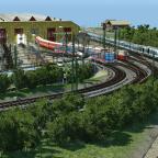 U-Bahnbetriebswerk Wolkenhausen