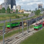Green Cargo x2