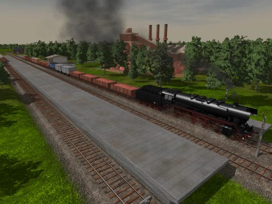44er mit Erz/Cargo I