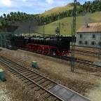 Bekohlung im Bahnbetriebswerk Mürzzuschlag