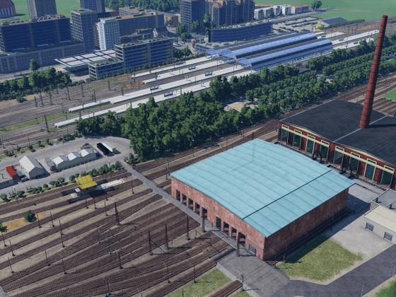 BW am Hauptbahnhof