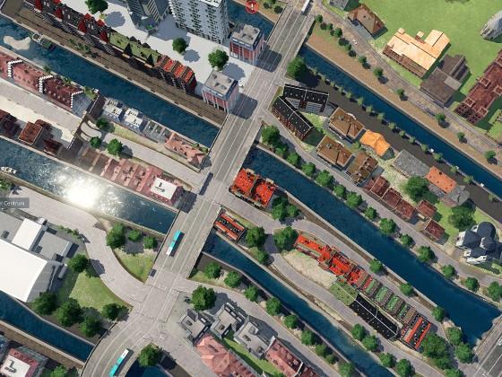 Amsterdam von oben....