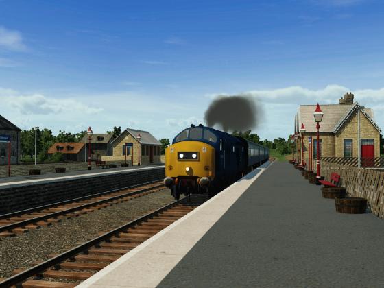 Class 37 Express