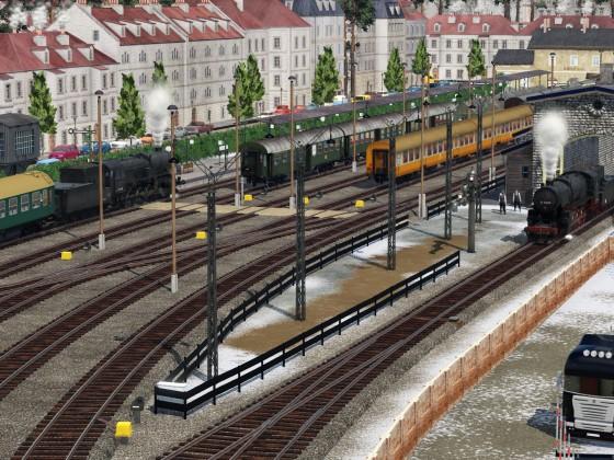 Holzstadt kauft endlich neue Loks