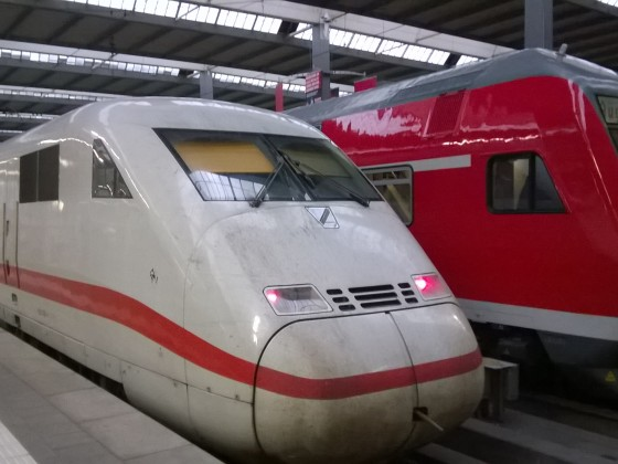 In München