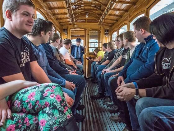 Train Fever Communitytreffen 2016