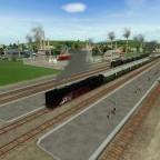 BR05 - Einfahrt Bahnhof Gleis 3