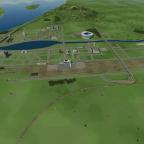Eine neue Stadt entsteht