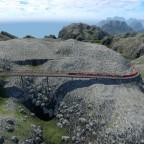 Nordic Panorama Glacier Express in seinem Element 2