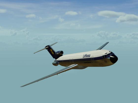 Flug LH1919