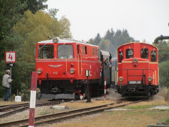 Doppeleinfahrt in Alt-Nagelberg