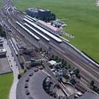 Hauptbahnhof Salzberg