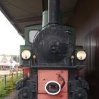 Kleinbahn-Schmalspurdampflok MEG 74