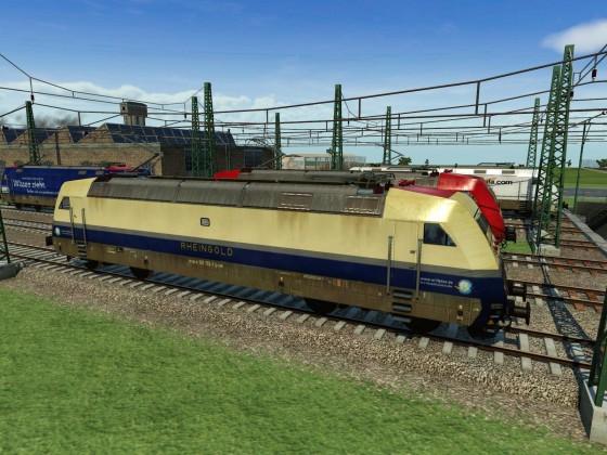 BR101 - Rheingold