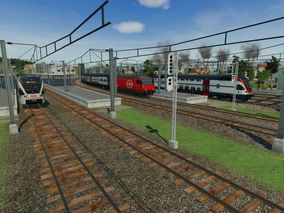 Stosszeit in Zug