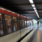 U-Bahn aufs Abstellgleis