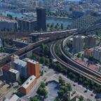 Gleiskreuz West