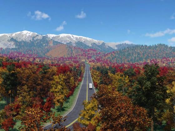 Fall Colors - diesmal in 4K ^^