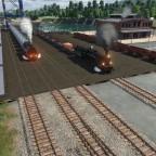 Parallelausfahrt