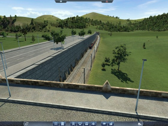 Bahnhofsvorfeld (Beginn)