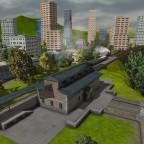 Maltby Hill Station (Touristenbahn)