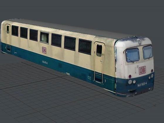 Starting new model DB Class 140