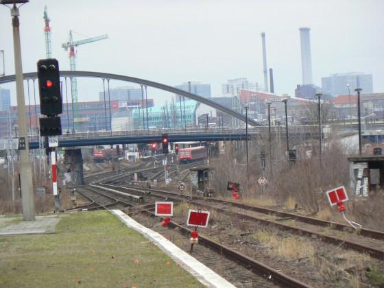 Der alte Bahnhof Berlin Ostkreuz