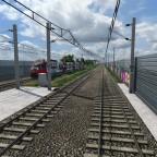 Detailarbeit an der Strecke (WIP)