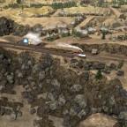 Bergkaff im Wildenwesten