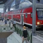 DWA Valkyria / Baureihe 444 bei der Einfahrt