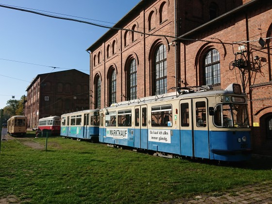 Straßenbahnmuseum Sehnde
