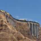 Erztransport durch die Rockies