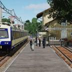 [TpF1] ÖBB 4020 and small custom station