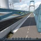 Überfahrt @Kattwykbrücke Hamburg