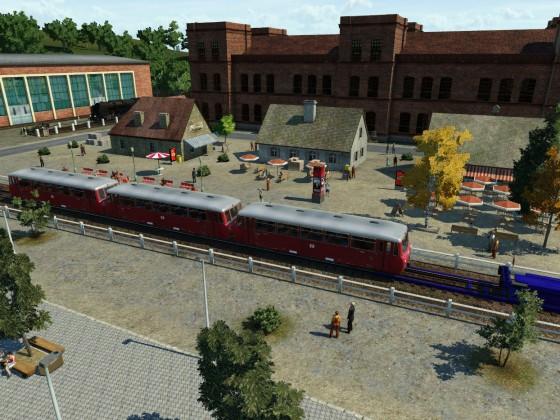 Schönbau Eisenbahnmuseum