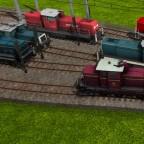 Leichte Güterloks