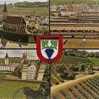 Bad Josefshain Werbepostkarte