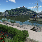 The first harbor on my new map Terkensee