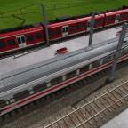IC am Bahnhof