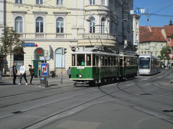 140 Jahre Straßenbahn in Graz IV