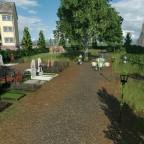 kleiner Kirchenfriedhof