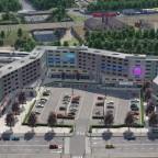 Vorort-Einkaufszentrum im Freifelder Norden Bild 2