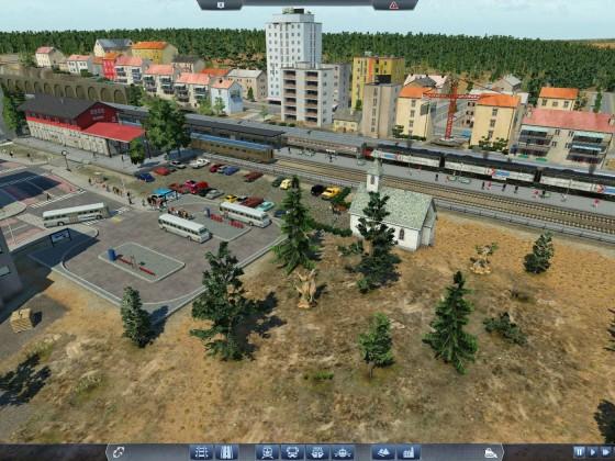 Chillicothe Hauptbahnhof
