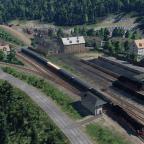 Einfahrt Bhf Neustadt