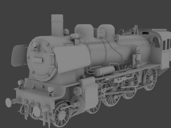 Baureihe 38 DB