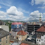 Über den Dächern der Oberstadt