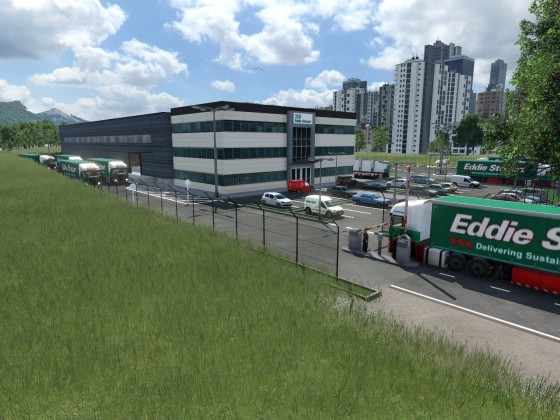 Eddie Stobart Ltd