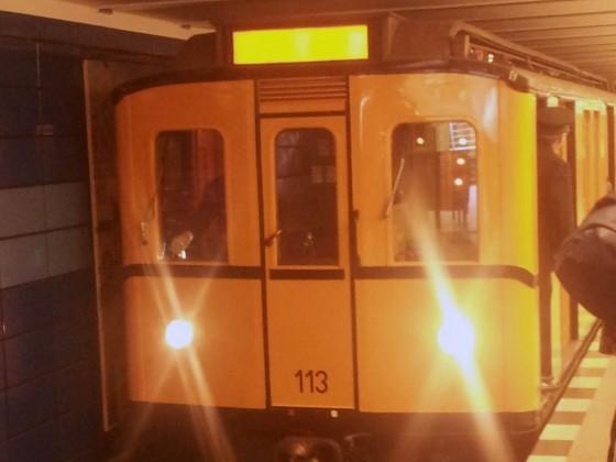 Baureihe B2 der Berliner U-Bahn